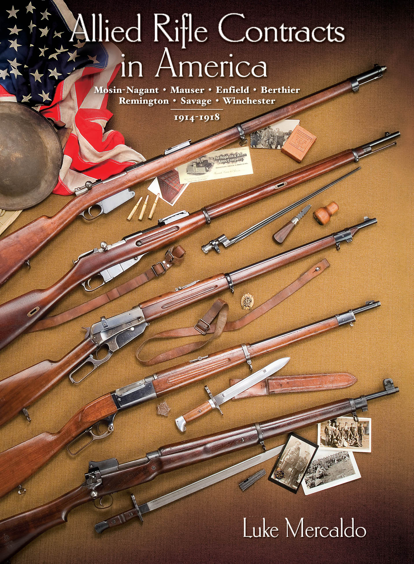 Allied Rifle Contracts in America, Mosin Nagant